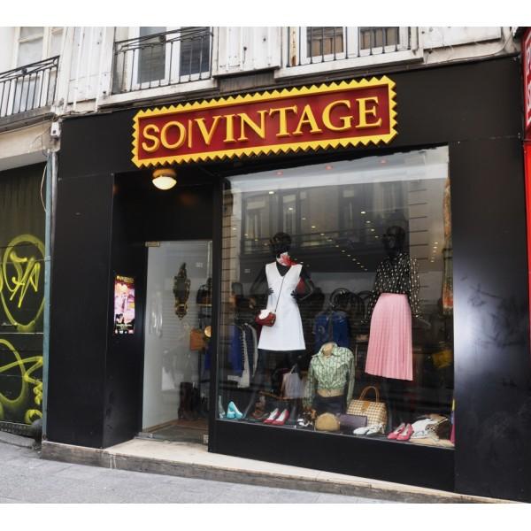 magasin vintage paris