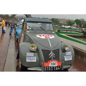 Citroën va ressusciter la mythique 2CV - 02.10.2012