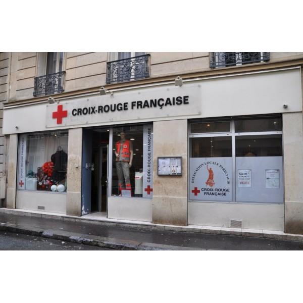 Boutique Solidaire Croix Rouge 75010