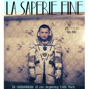 La Saperie Fine : Un showroom vintage éphémère !