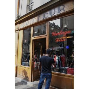Vintage Désir (Rue des rosiers)