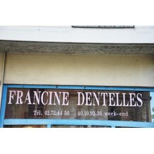 Francine Dentelles (Marais)