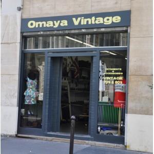 Vintage The Vintedge The Omaya Vintedge Vintage Omaya ucK1T3lFJ