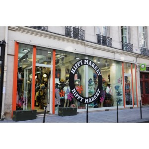 Hippy Market (Le Marais)